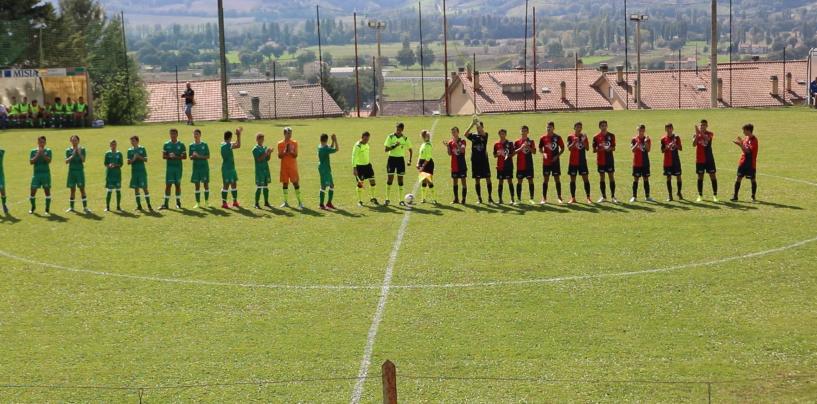 Settore giovanile Us Avellino: sconfitta per l'U-17, primo pareggio esterno per l'U-15