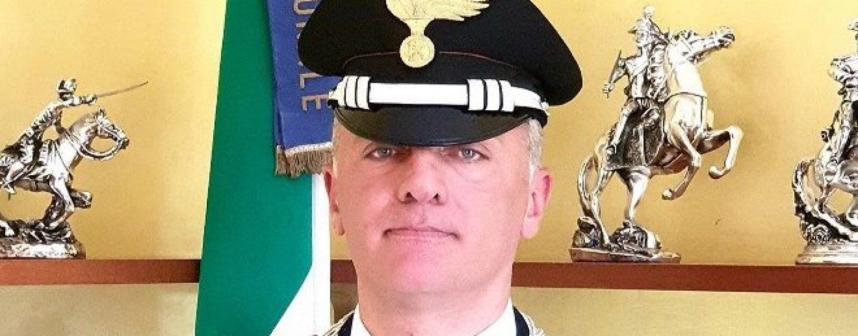 Cerreto Sannita, si è insediato il nuovo Comandate della Compagnia Carabinieri