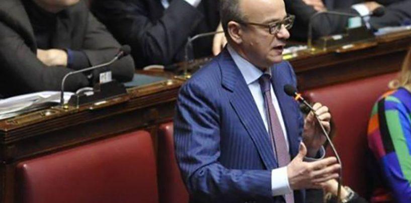 Forza Italia: Rotondi scende dal carro del vincitore ma non abbandona il partito