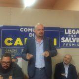 Alle europee prese il 30%, la Lega inaugura la sede cittadina a Calitri
