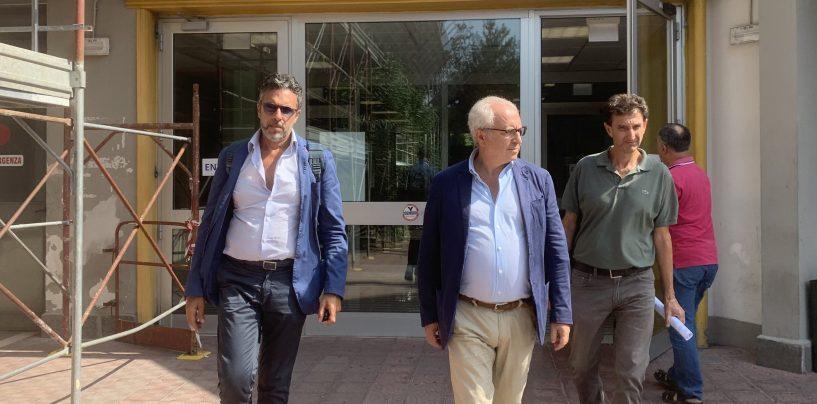 """Accorpamento Landolfi-Moscati, il manager Pizzuti: """"Accelerata ai lavori e collaborazione con Vignola"""""""