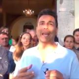 """VIDEO/ Lapio, fedeli in rivolta contro il parroco: """"Pretende troppi soldi per la festa"""""""