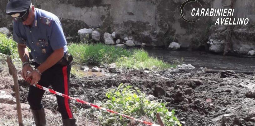 Trovato ordigno di guerra durante i lavori del torrente Fenestrella