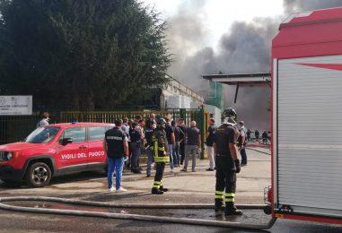 Lo Stir di Avellino riapre dopo l'incendio, da domani sera conferimento rifiuti regolare in tutti i comuni