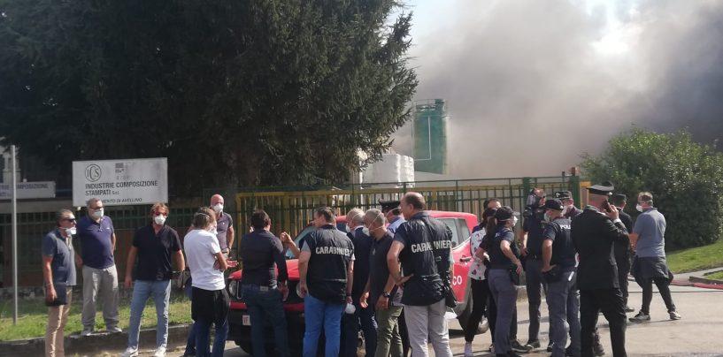 Incendio a Pianodardine e le fake news diffuse: denunce per calunnia e procurato allarme