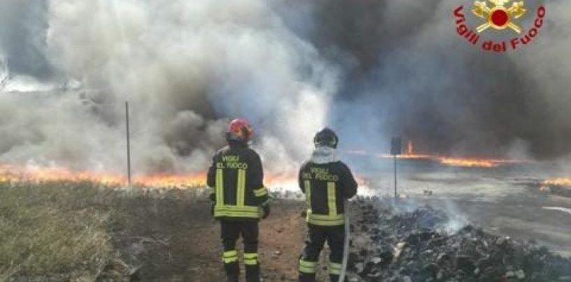 """Incendio Pianodardine, la Lega per Salvini premier: """"Occorre prevenire episodi simili"""""""