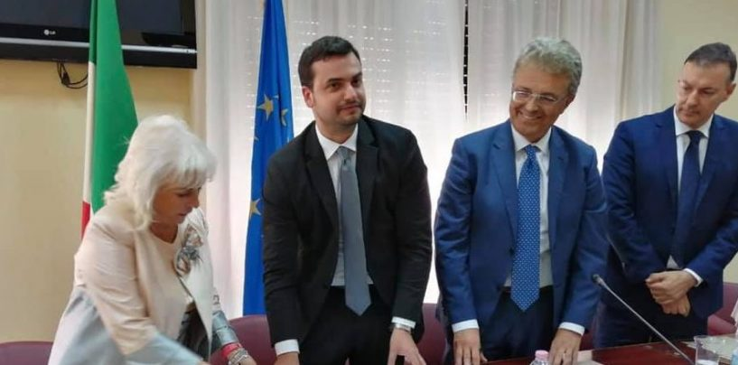 L'Irpinia resta al Governo: Carlo Sibilia confermato Sottosegretario all'Interno