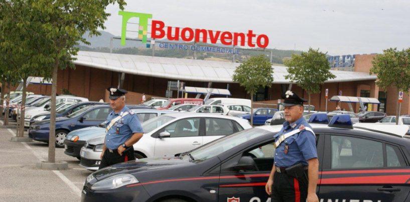 """Furto di parmigiano e non solo, i carabinieri """"beccano"""" due giovani donne"""