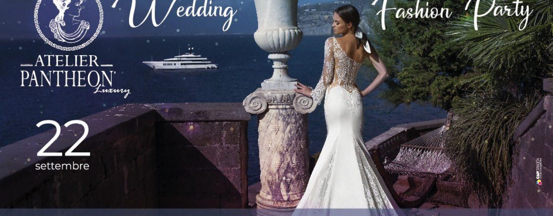 Atelier Pantheon: stasera alle 19:30 il Wedding Fashion Show 2020