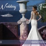 Atelier Pantheon: domenica alle 19:30 il Wedding Fashion Show 2020