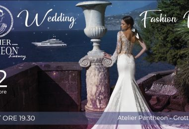 Atelier Pantheon: stasera alle 19:30 il Wedding Fashion Show 2020