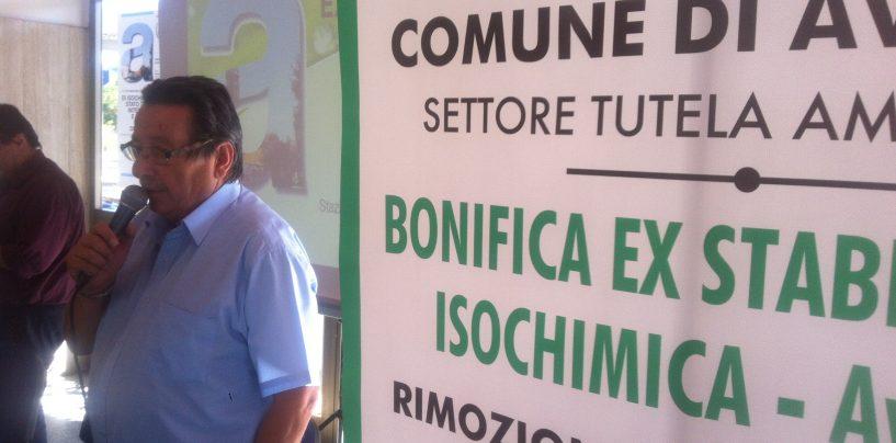 """Ex Isochimica, la bonifica """"va avanti in maniera spedita"""". Il futuro dell'area? Una sottostazione ferroviaria"""