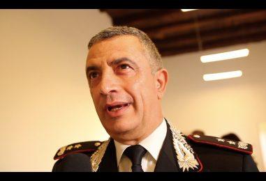 """VIDEO / """"Vere sentinelle del territorio"""". Il """"Partenio"""" premia la costanza e l'abnegazione dei Carabinieri"""