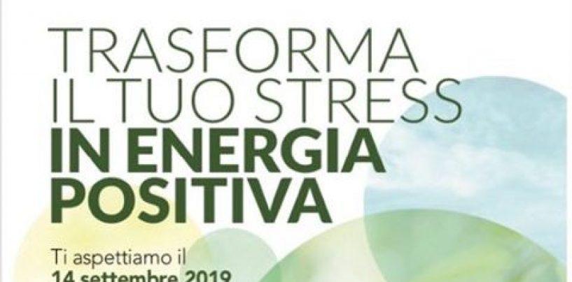 """""""Trasforma il tuo stress in energia positiva"""": un evento per far conoscere la kinesiologia emozionale"""