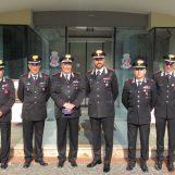 Sant'Agata de' Goti, il comandante dei carabinieri Lombardo va in pensione