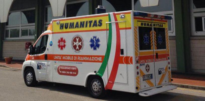 Gravissimo incidente nella notte a Salerno: muore giovane di Montefredane