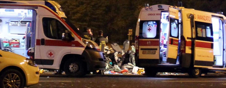 Incidente sulla Telesina: stasera veglia di preghiera per Francesca, l'unica sopravvissuta