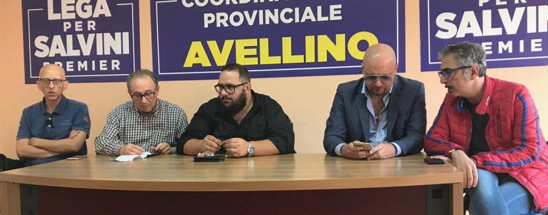 Incendio Ics, nomine Asl, seggiovie Laceno e Governo: la Lega annuncia 30 giorni di lotta serrata