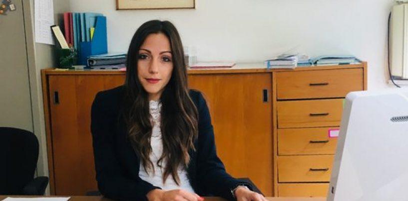 La dirigente scolastica più giovane d'Italia è di Gesualdo: i complimenti del sindaco Pesiri
