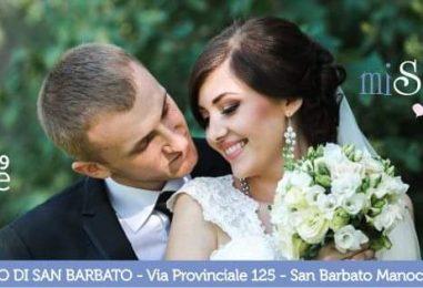 """""""Mi sposi Wedding Weekend"""", l'evento del Castello di Manocalzati spostato a domani"""