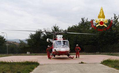 39enne disperso sulle montagne di Montella trovato morto: alle ricerche hanno partecipato anche i vigili del Fuoco di Avellino