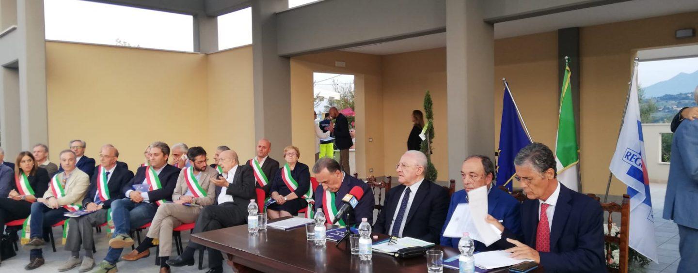 """Zes, l'Irpinia """"laboratorio"""" in Campania: """"Finanziamenti e sgravi anche alle aziende delle aree Pip"""""""