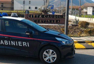 Spari in pieno centro a Cervinara: si è costituito l'autore