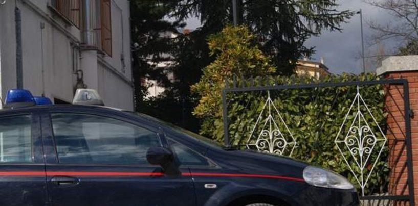 Minaccia di morte la moglie e oltraggia i Carabinieri: in carcere 40enne affidato ai servizi sociali