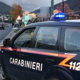 Baiano, alla guida di un'auto con targa di prova contraffatta: denunciate due persone