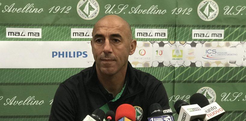 """Avellino, Ignoffo: """"Ci interessa solo il campo, fiducia dal club"""""""