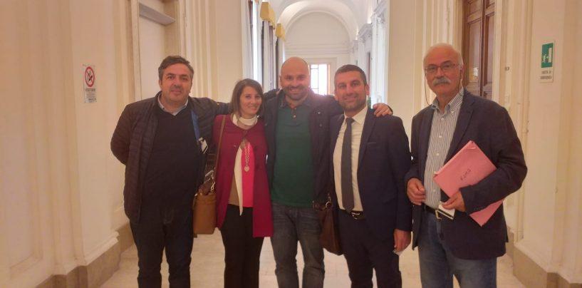Caposele, il sindaco dal viceministro Cancellieri: la soddisfazione di Pallini (M5S)