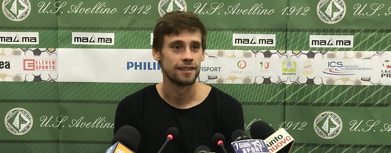 """Avellino, Celjak: """"Riscatto immediato, più cattivi e determinati"""""""