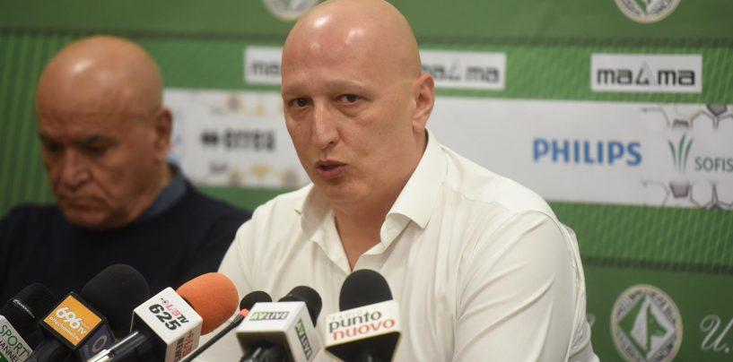 """Cessione Avellino, Mauriello: """"Il Cda non risponde a ultimatum di soggetti esterni"""""""