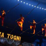 """Il circo Lidia Togni ad Avellino dal 25 ottobre al 4 novembre con lo show """"Felicità"""""""