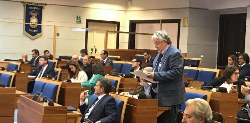 """Rete aeroportuale in Campania, Iannace in Consiglio: """"Occorre estenderla alle aree interne"""""""