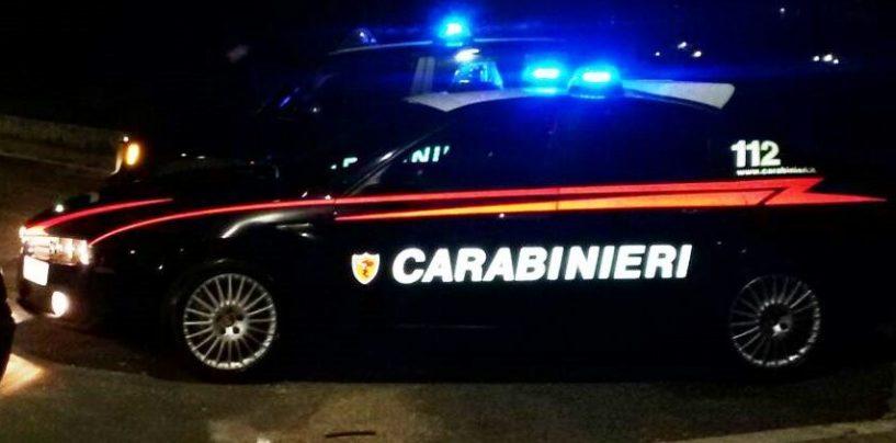 Montella: se ne va in giro con una mazza da baseball, carabinieri denunciano un 25enne