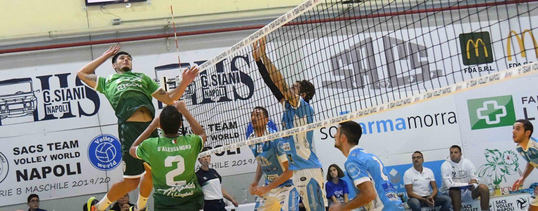 Serie B, l'Atripalda Volleyball si aggiudica il derby irpino