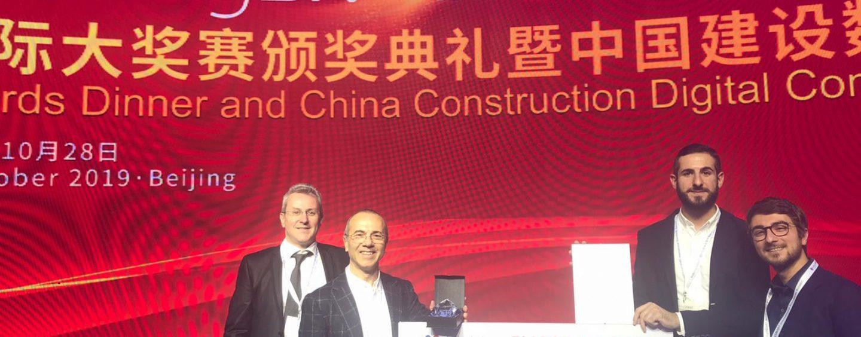 Acca Software vince a Pechino il prestigioso premio buildingSMART International 2019