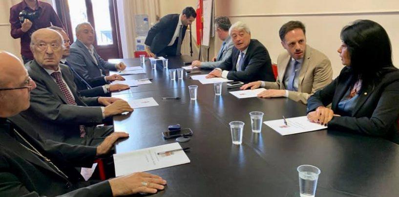 """""""Esiste un'altra Campania, va accomunata in una strategia"""": Todisco lancia da Avellino la sfida delle aree interne"""