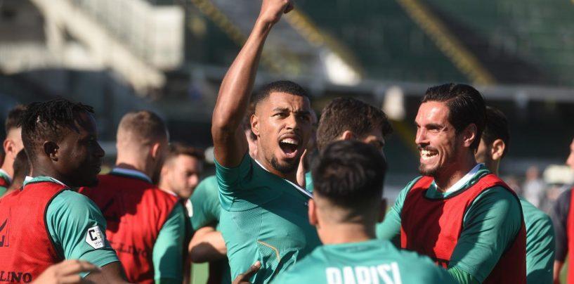 Capuano rianima l'Avellino: il Bari non passa al Partenio