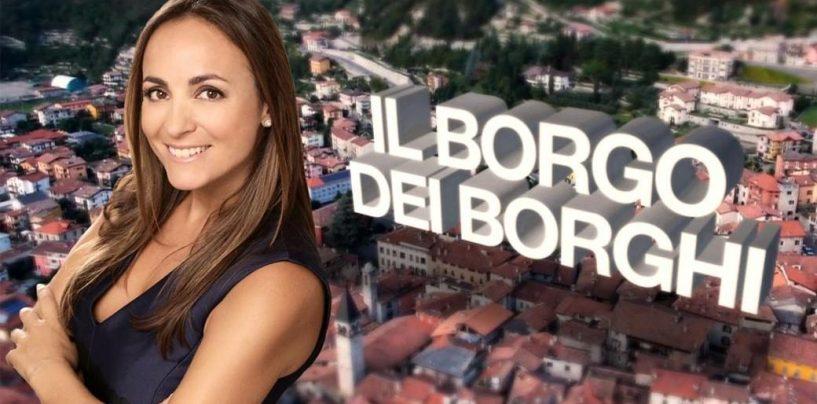 Rai3: Il borgo dei borghi, finalissima con Camila Raznovich. In gara anche Sant'Angelo dei Lombardi