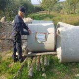 Frasso Telesino, i carabinieri denunciano due persone per abuso edilizio