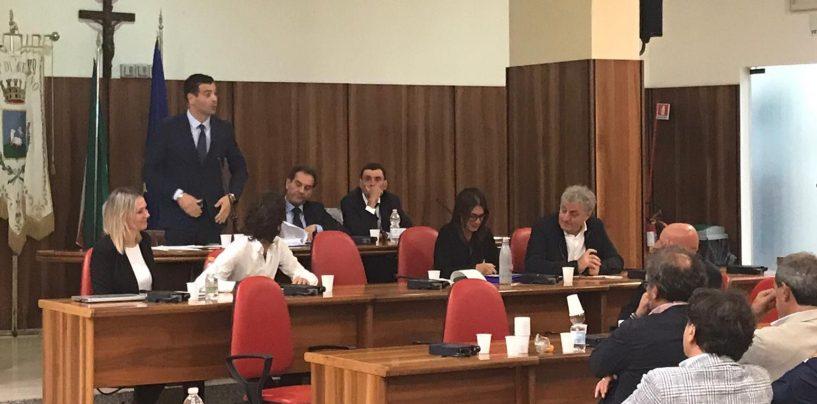 """Protocollo di legalità e più telecamere, l'Aula si compatta contro la criminalità: """"Questa non è la nostra Avellino"""""""
