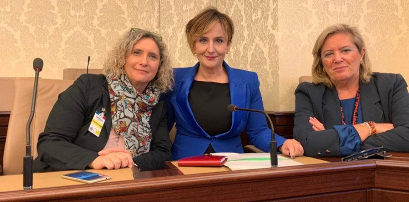 Senato, la commissione d'inchiesta sul femminicidio riunisce le consigliere di Parità. A Roma anche la Luciano