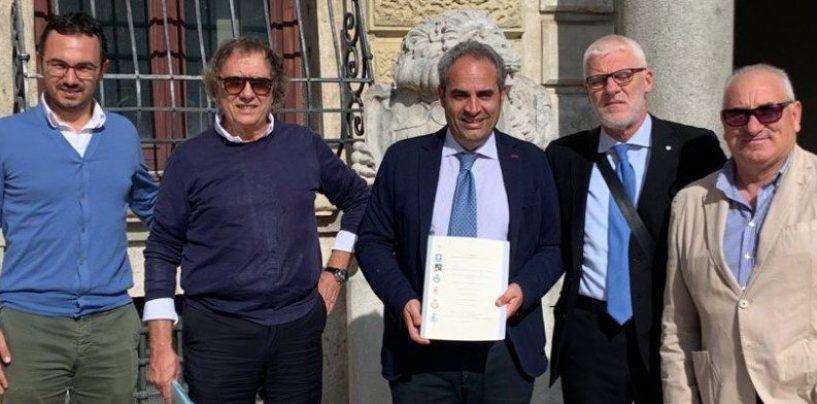 """Accordo Lago San Pietro – Foresta Mezzana, Petracca: """"Un risultato straordinario"""""""