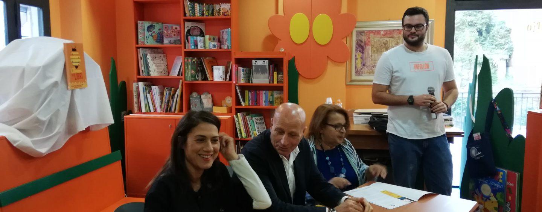 L'alveare dei libri: dieci albi illustrati in otto quartieri, Avellino riparte dai bambini