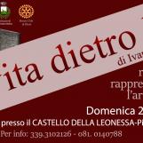 """A Montemiletto """"La mia vita dietro l'arte"""", il viaggio teatrale di Ivano attraverso la dislessia"""