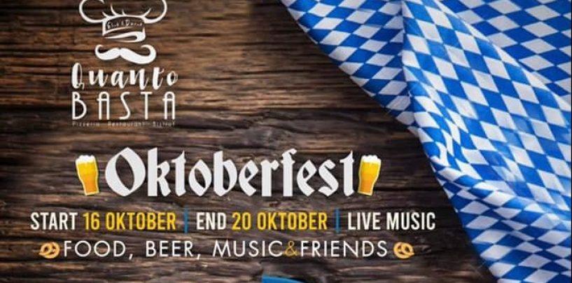 Terzo atto dell'Oktoberfest al Quanto Basta con Le Cuntesse