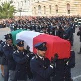 Sparatoria Questura Trieste: ai funerali anche il Consiglio regionale della Campania