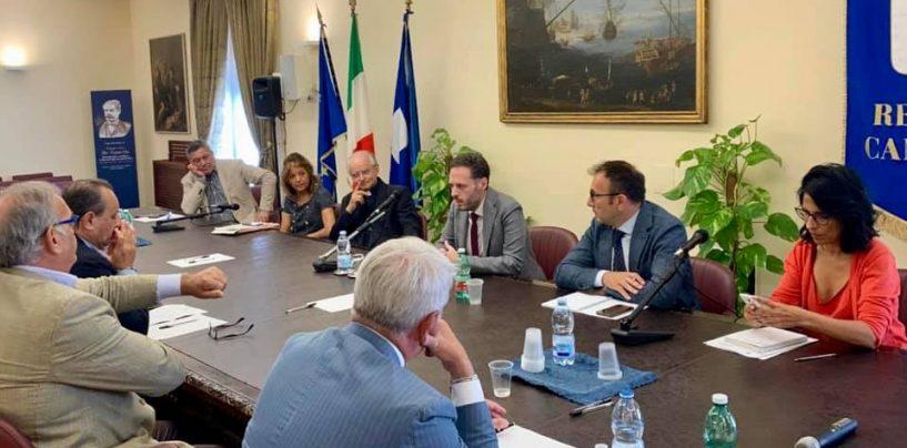 """Regione, il """"tavolo aree interne"""" si riunisce ad Avellino con Todisco e l'assessore regionale Discepolo"""